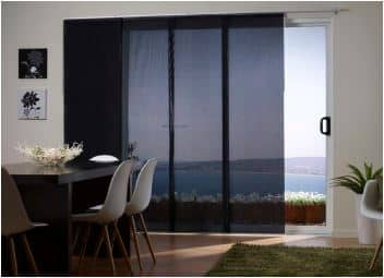 Features Panel Glide Blinds